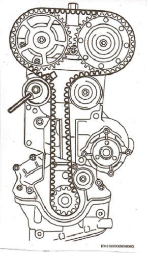 Ford 2 0 Liter Engine Diagram in addition 381sh Timing Mark 84 Ford 351 Windsor Engine also  besides Mazda Timing Belt Change Interval as well Chevy 1988 305 Engine Diagram. on 84 ford 2 3 timing marks