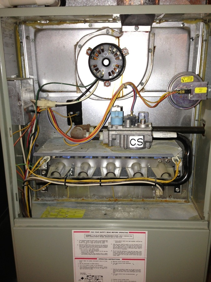 Gas Furnace Lights Stays Lit 1 2 Minutes Clicks Then