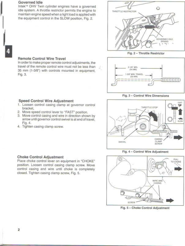 Wiring Diagram For Briggs And Stratton Model A Engine on