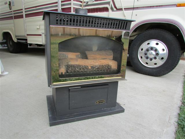 I Have A Free Standing Gas Fireplace Serial #3734. I Am Wanting To ...