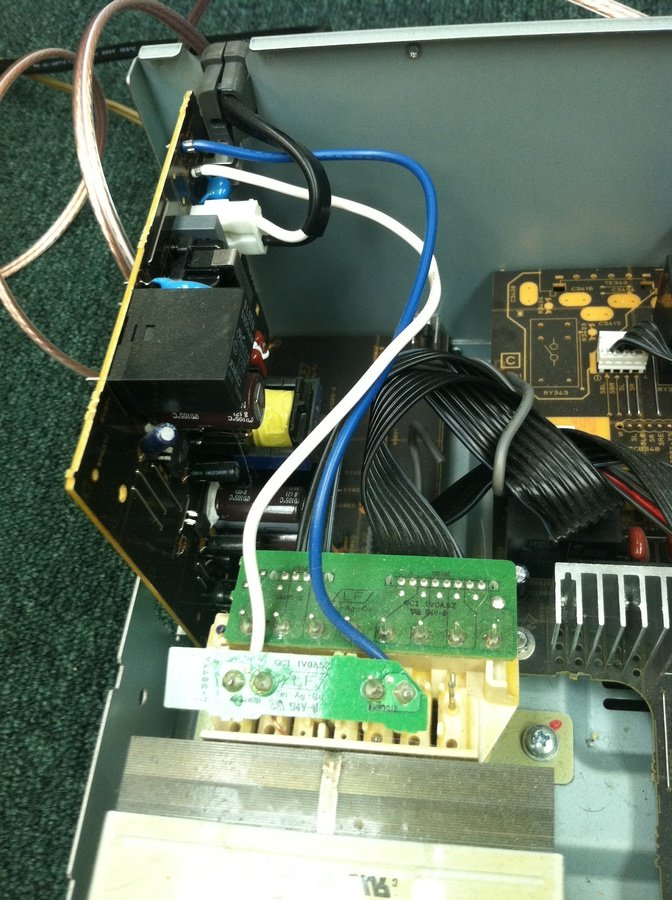 Supply Cord For Yamaha Sound Board