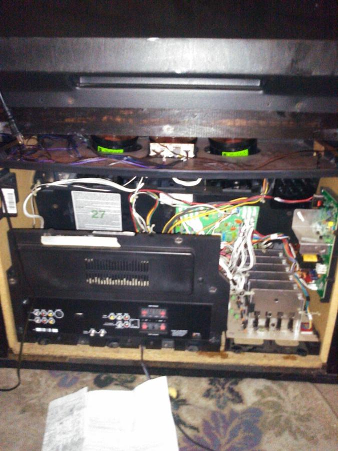 RCA D52W20 best Service Menu settings.?