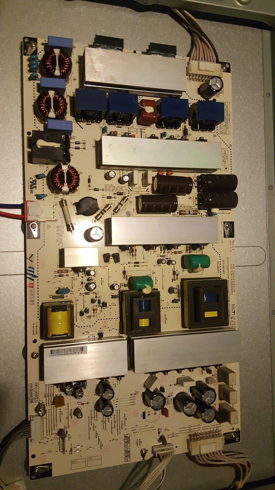 lg 60 inch plasma tv manual