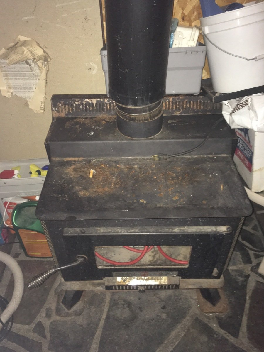 Prices For A Warnocl Hersey Trailblazer Solid Fuel Stove Model 26000 34000 Diy Forums