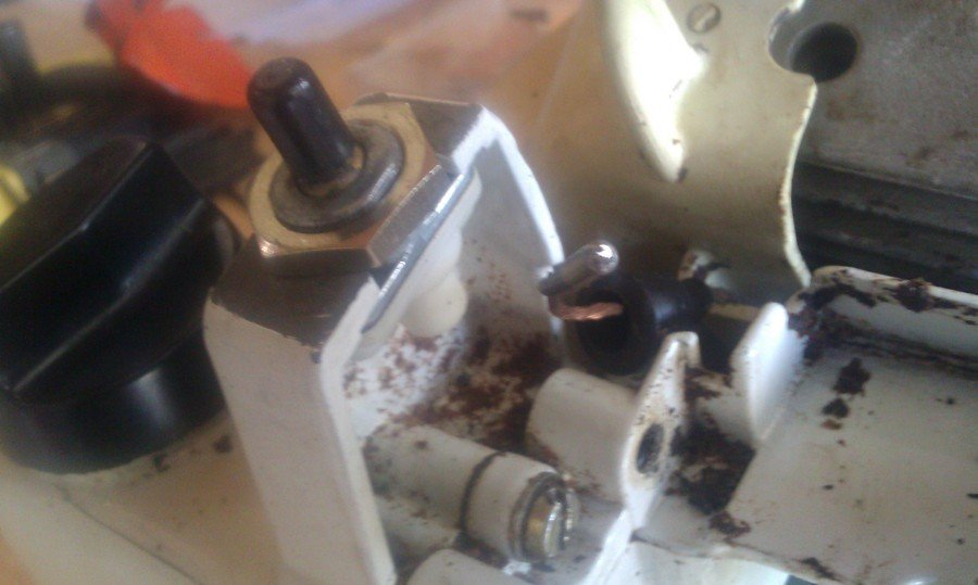 On Off Switch Stihl Blower : Stihl av carburetor trouble stop switch diy forums
