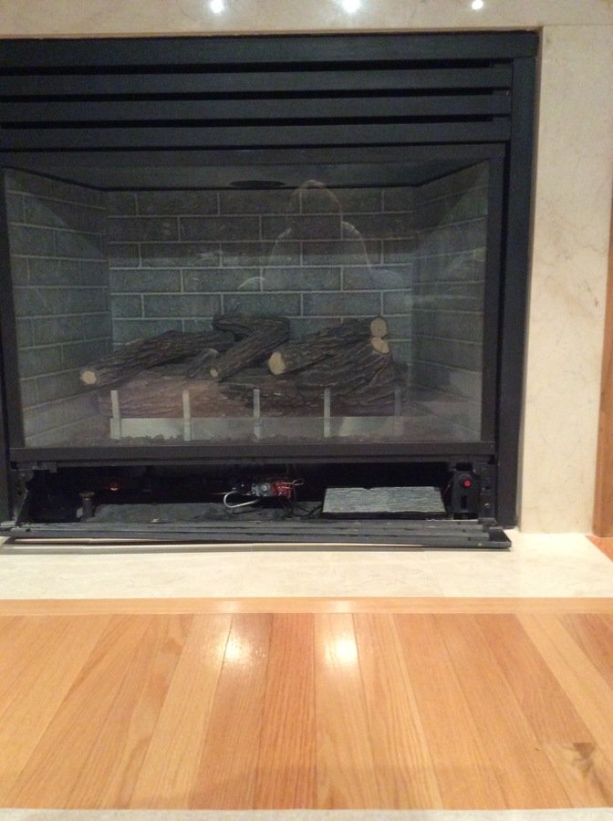 Have A Superior Direct Vent Indoor Gas Fireplace Around 18 Years ...