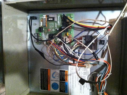 Furnace diy forums for Lennox furnace blower motor not working