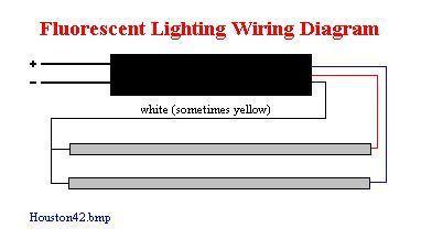 fluorescent lighting wiring diagram 2 lamp diy forums fluorescent lighting wiring diagram 2 lamp