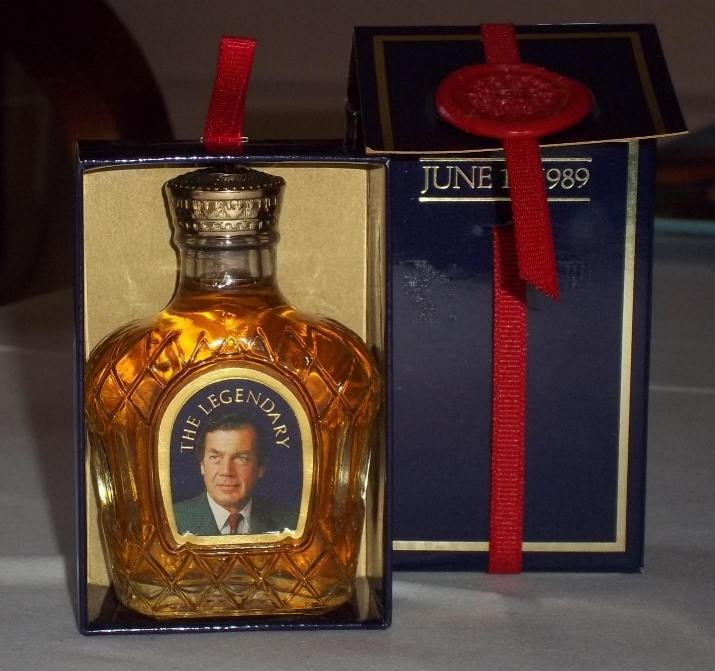 Have One Of A Limited Edition 250 Of Crown Royal