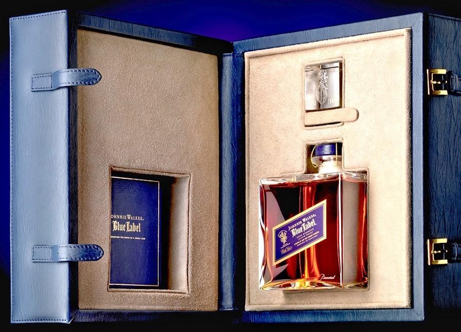 Johnnie Walker Blue Label 200th Anniversary Value
