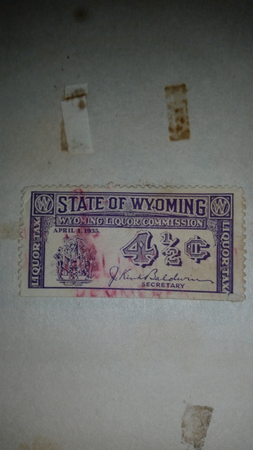 dating tax stamps