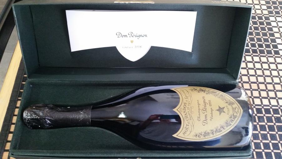1988 Dom Perignon Brut, Champagne,
