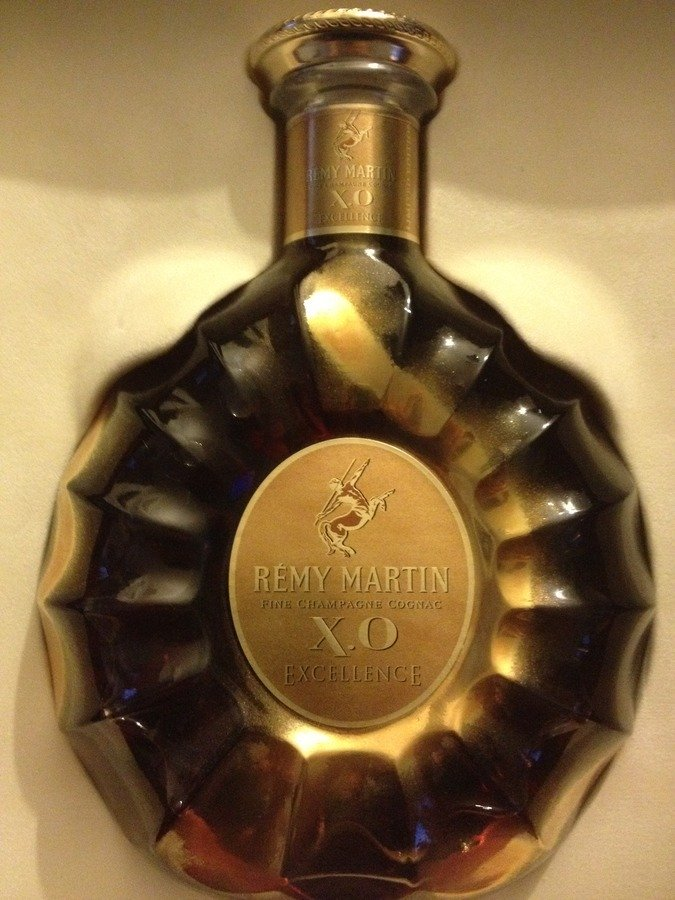 1 Gallon Hennessy Bottle