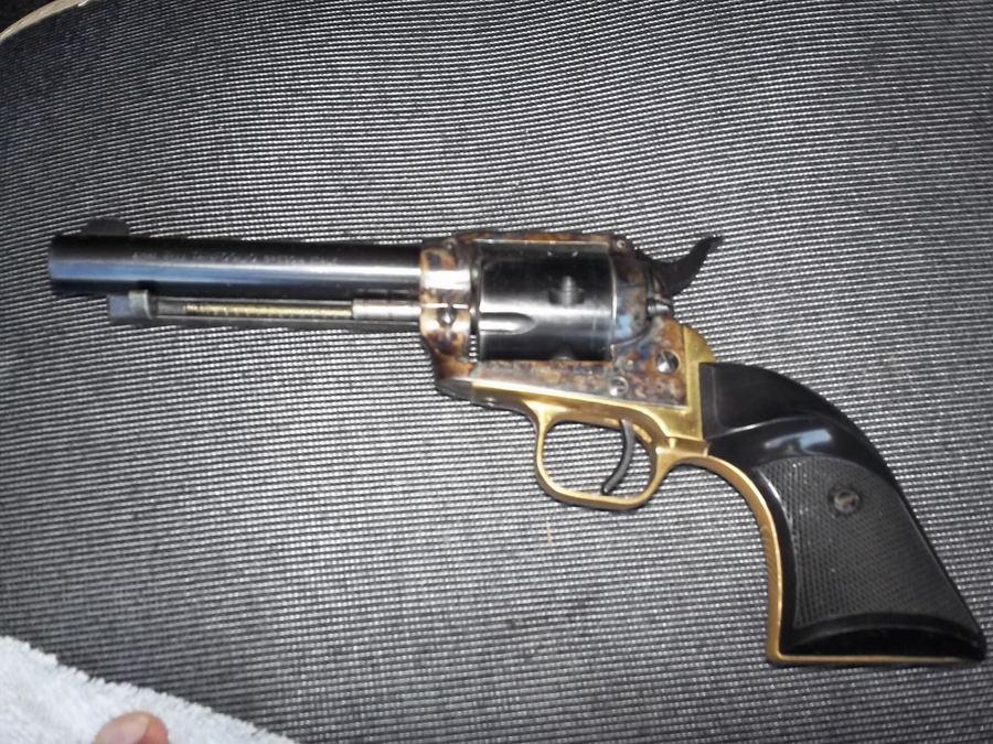 ARMSLIST - For Sale/Trade: 22 lr-mag armi flli tanfoglio