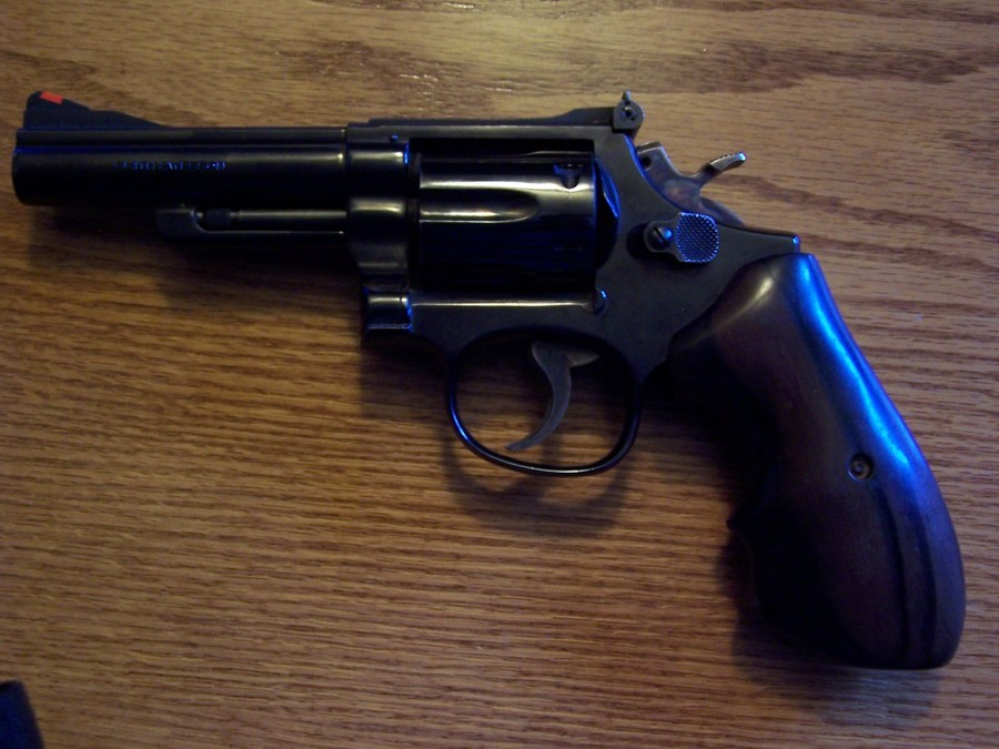 smith wesson 357 magnum serial number