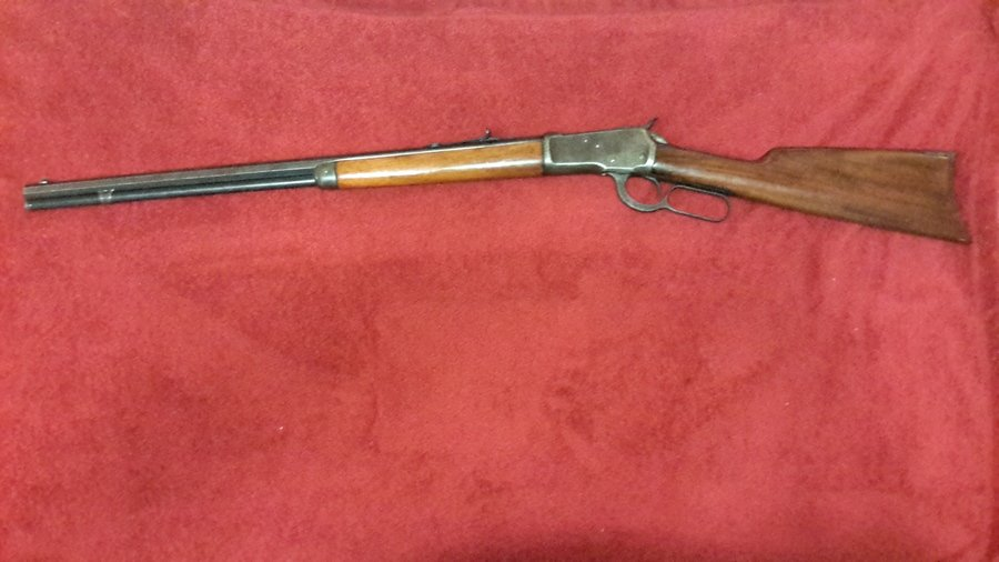 winchester 32 rifle serial number 0219988