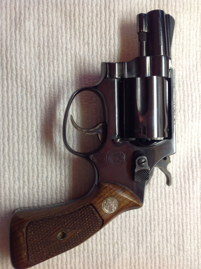 s&w model 36 serial number dates model