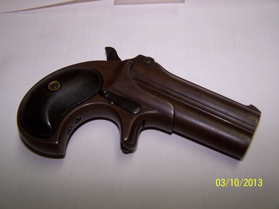 remington 41 derringer serial number