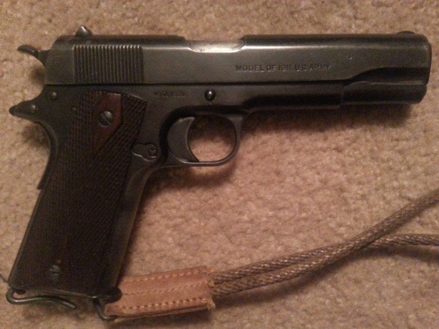 from Adonis dating colt 1911 by serial numbers