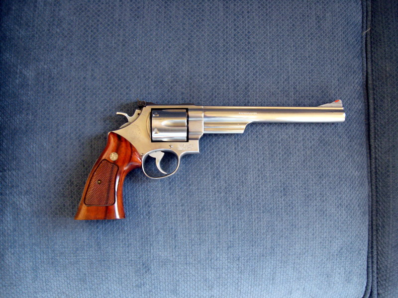 Hookup my smith and wesson revolver