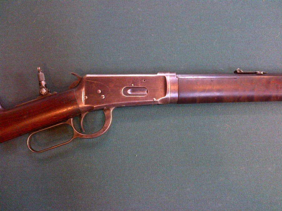Early Winchester 94 30 Wcf I Have An Early Winchester