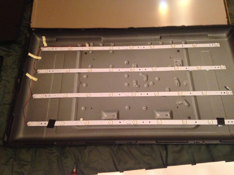 Backlight Repair | DIY Forums