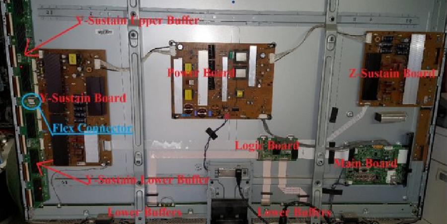 Plasma TV Repair | DIY Forums