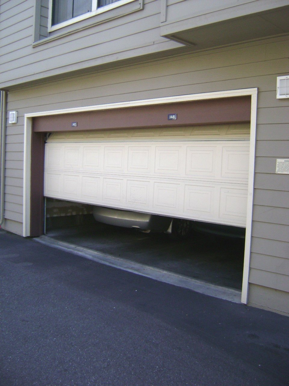 What To Do When Your Garage Door Wonu0027t Close All The Way Jonathan 4 Years  Ago
