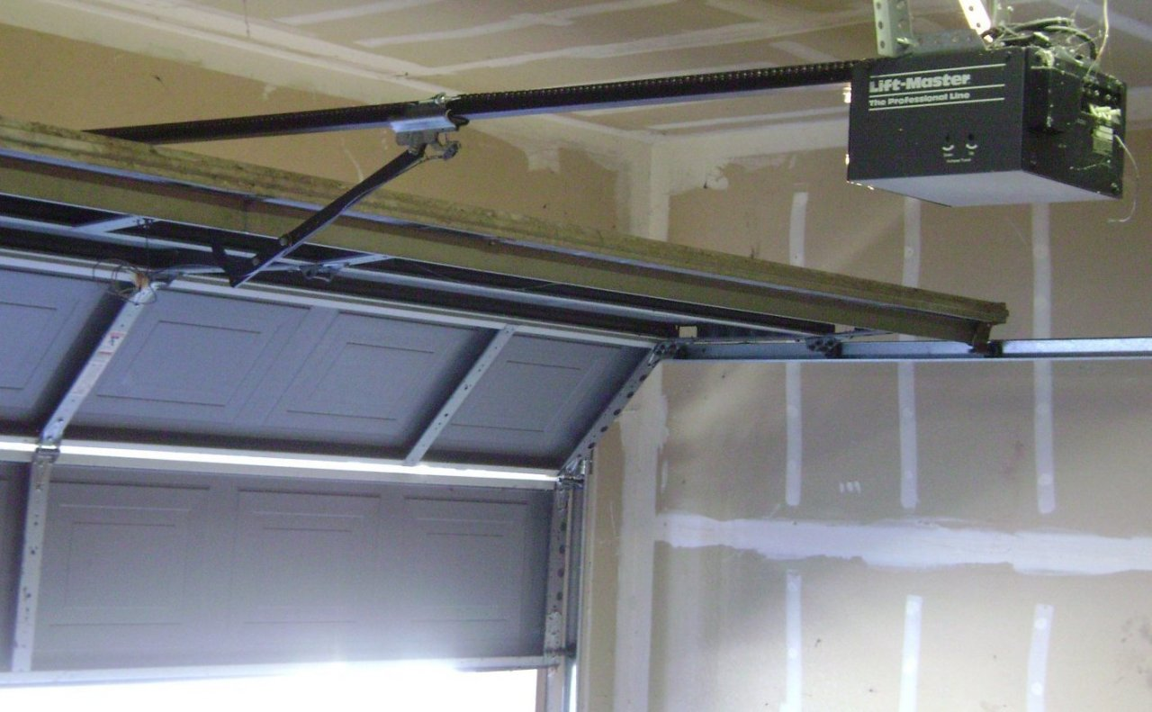 Garage door alignment diy forums for Garage door alignment