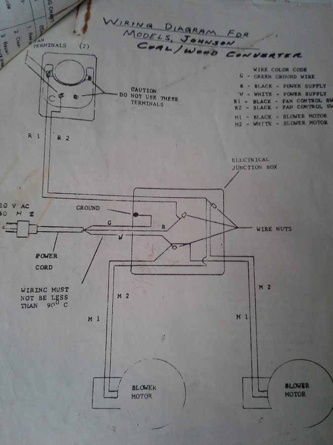 Amazing Wiring Diagram For Wood Stove Blower Basic Electronics Wiring Diagram Wiring 101 Vieworaxxcnl