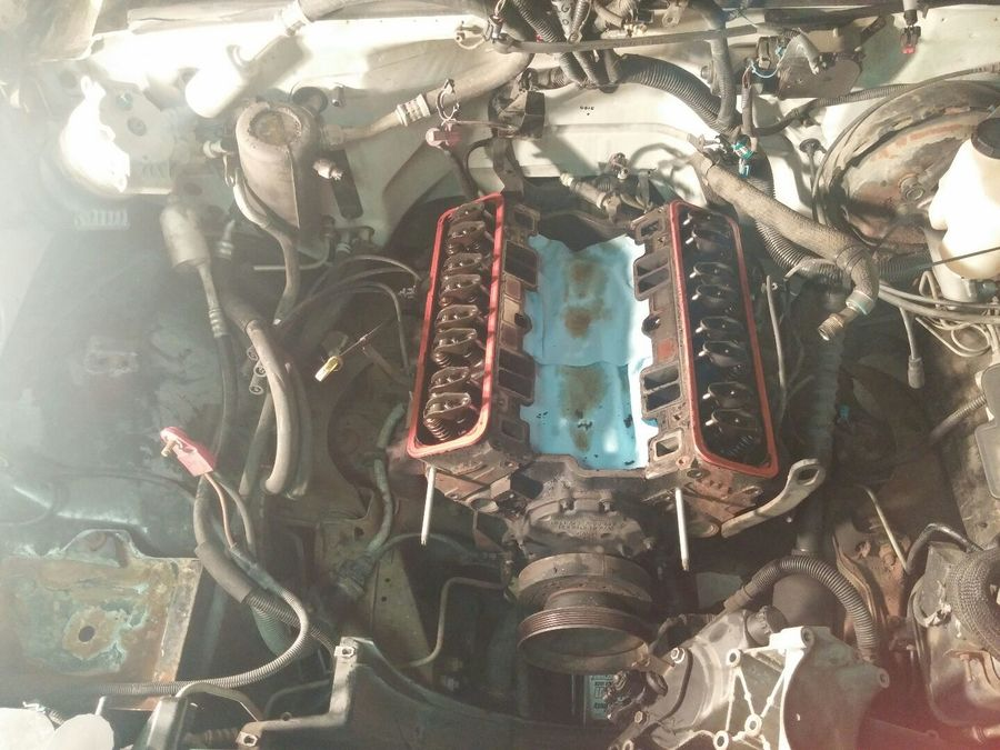 How Do I Replace The Head Gaskets On My Chevy 350 Motor ...