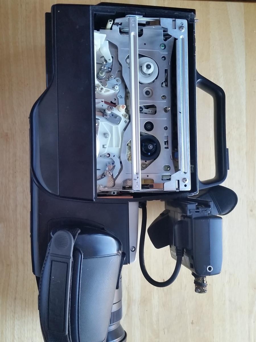 Rca Cc310 Camcorder Vhs Door Will Not Open Diy Forums
