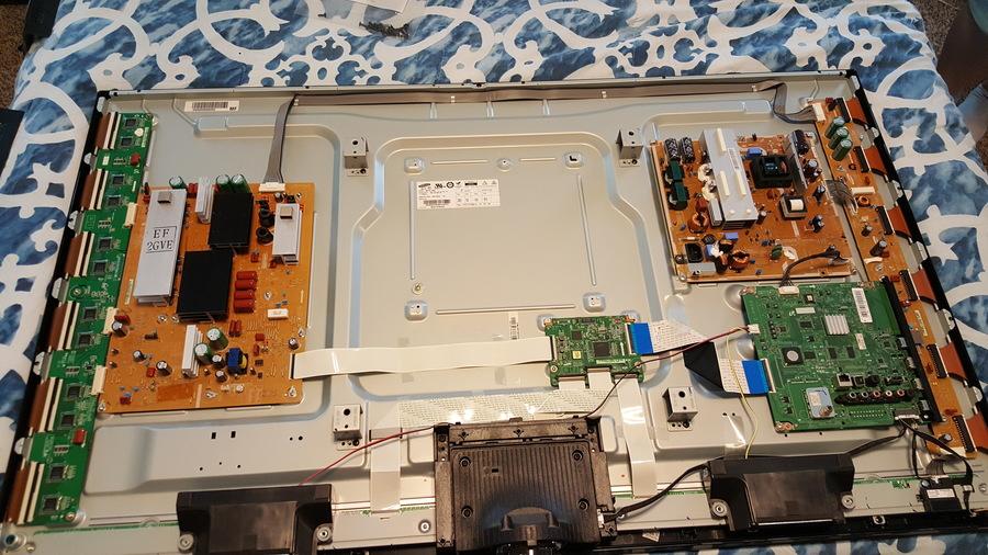 Samsung Smart Tv Sound But No Picture   DIY Forums