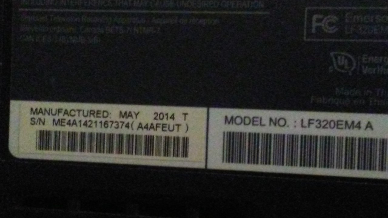 Where Do I Get A Replacement Power Board For My Emerson Tv model