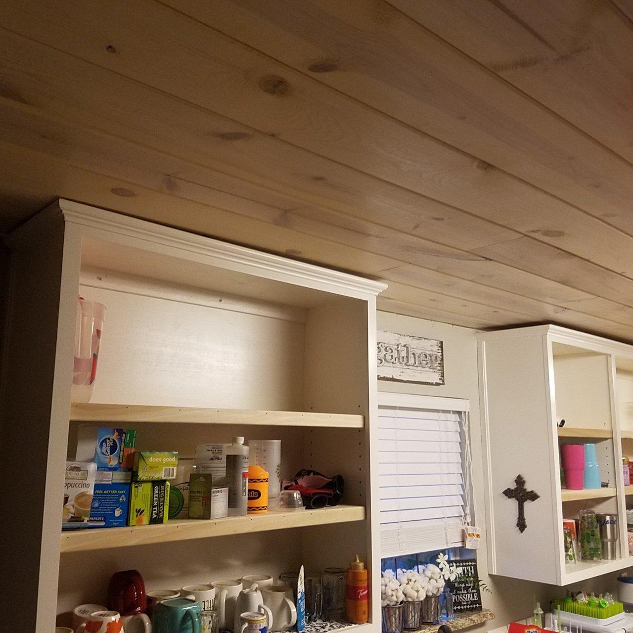 Kitchen Cabinet Trim | DIY Forums