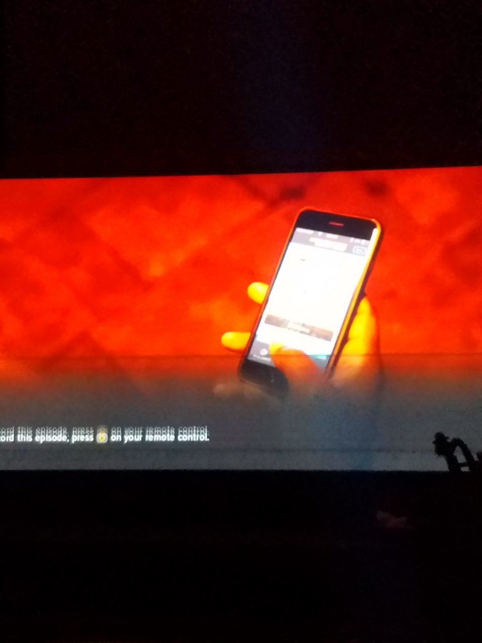 50L1350U Toshiba Blurry Issue  (Bottom Part Of Screen) | DIY
