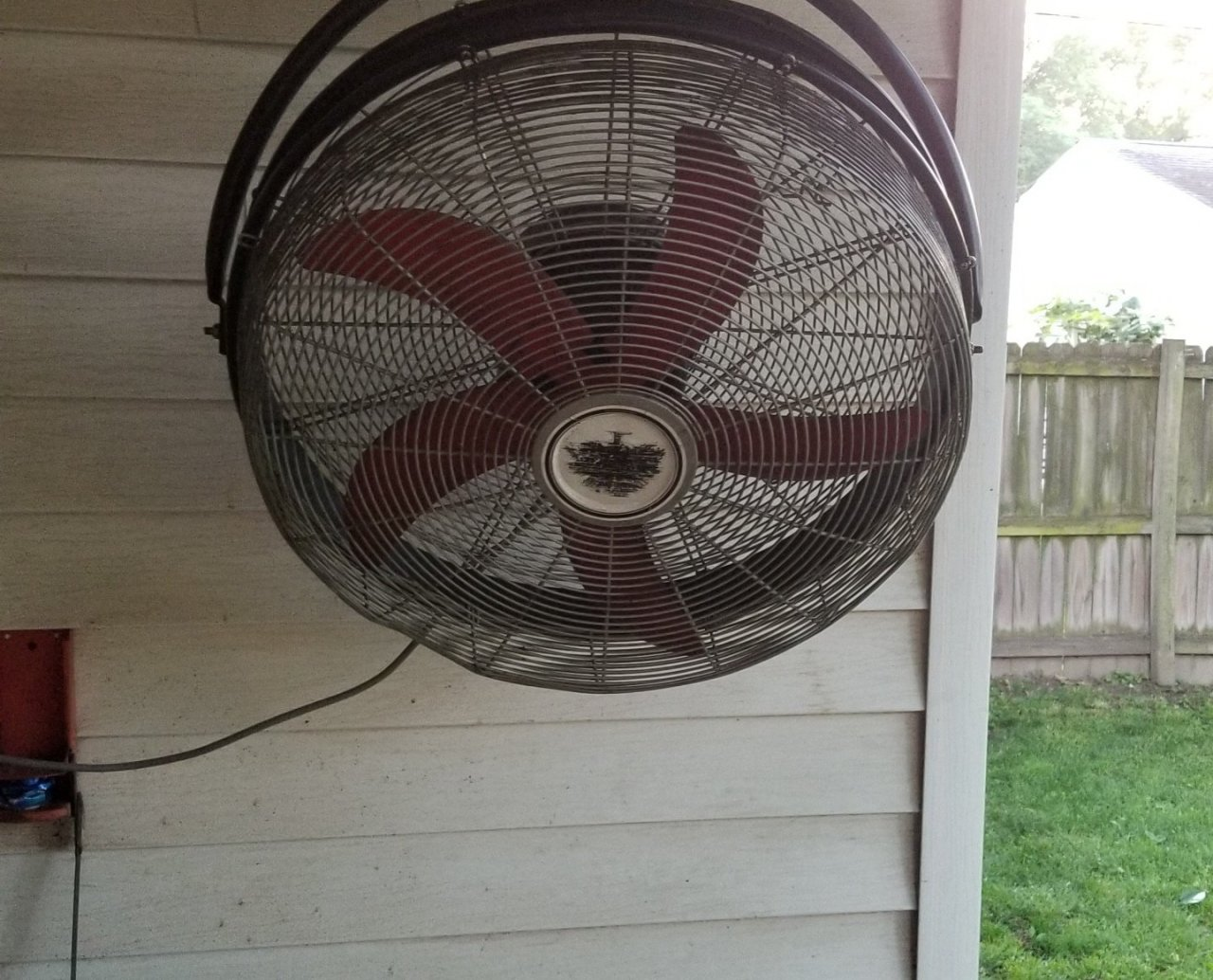 Fan Motor Burnt Out Trying To Find A Good Replacement | DIY Forums