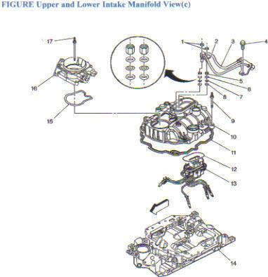 C E D Cb E Fc V on 1998 Chevy Astro Van Vacuum Line Diagram
