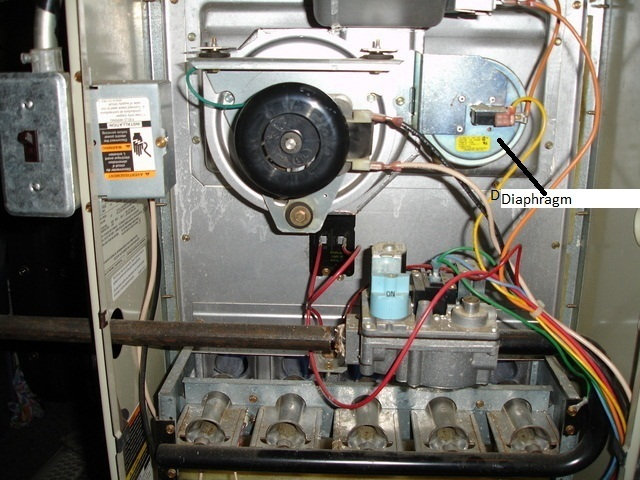 Furnace Pressure Switch