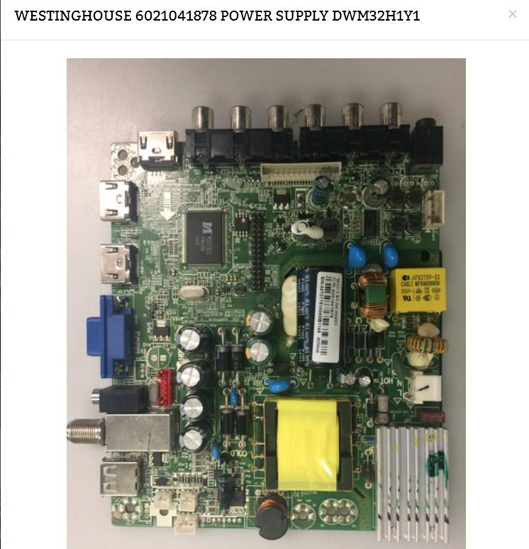 How To Fix A Westinghouse Led Flat Screen When It Wont Turn On
