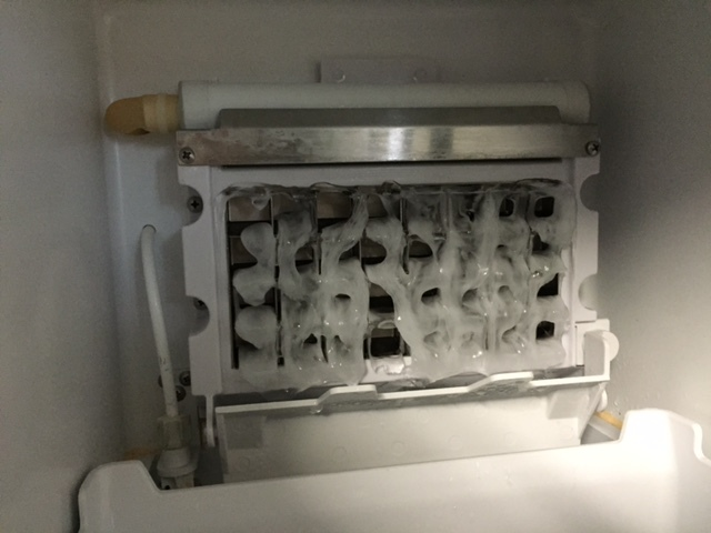 I Have A Koldfront Kim450bl Undercounter Clear Ice Maker With An In