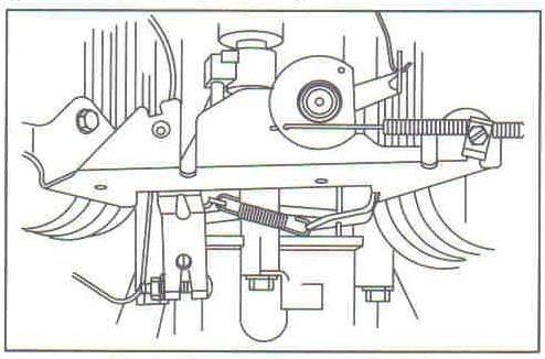 18 Hp Briggs Carburetor Linkage Diagram Free Wiring Diagram For You