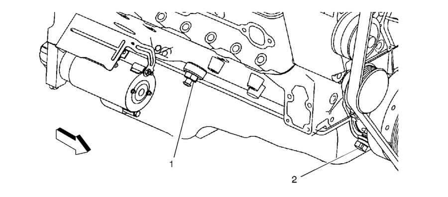 02 Gmc Savana 2500 Crankshaft Position Sensor Location And H Rhdiyforums: 2002 Impala Camshaft Position Sensor Location At Elf-jo.com