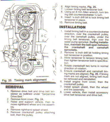 Unexpectedness! ford escort timing belt would like