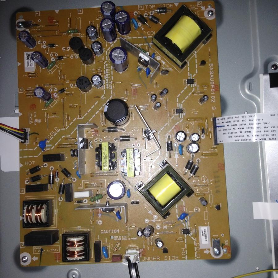 My Emerson LF461EM4 Won't Turn On    DIY Forums