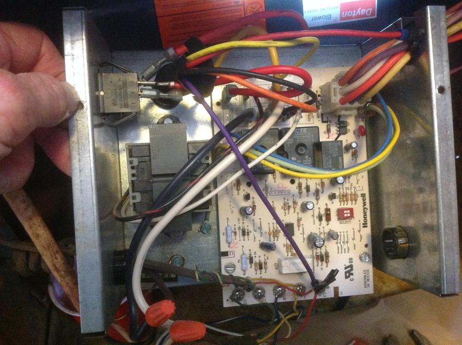 [FPWZ_2684]  Beckett Oil Furnace Runs 2 Minutes Then Off For 10   DIY Forums   Beckett Furnace Wiring Installation      DIY Forums