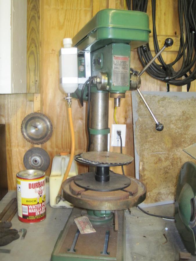 Big Tool Box >> Drill Press Replacement Chuck   DIY Forums