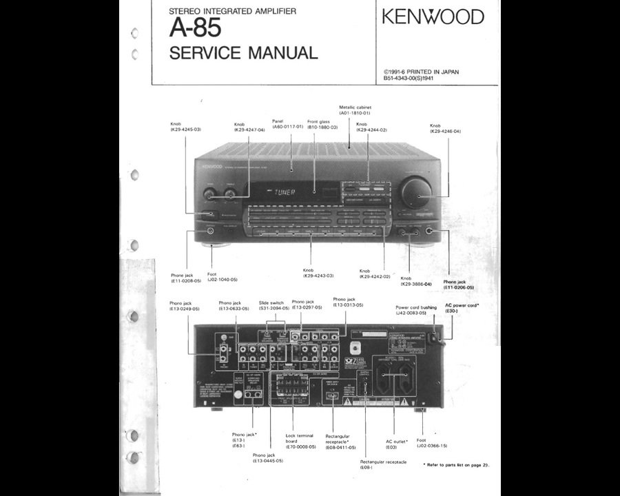 were can i dounload a manual for a kenwood stereo integrated rh diyforums net Kenwood Manual DPX-400 kenwood hi fi stereo system manual