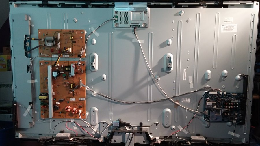 Sony Bravia KDL-55EX500 Blinks 2 Times | DIY Forums