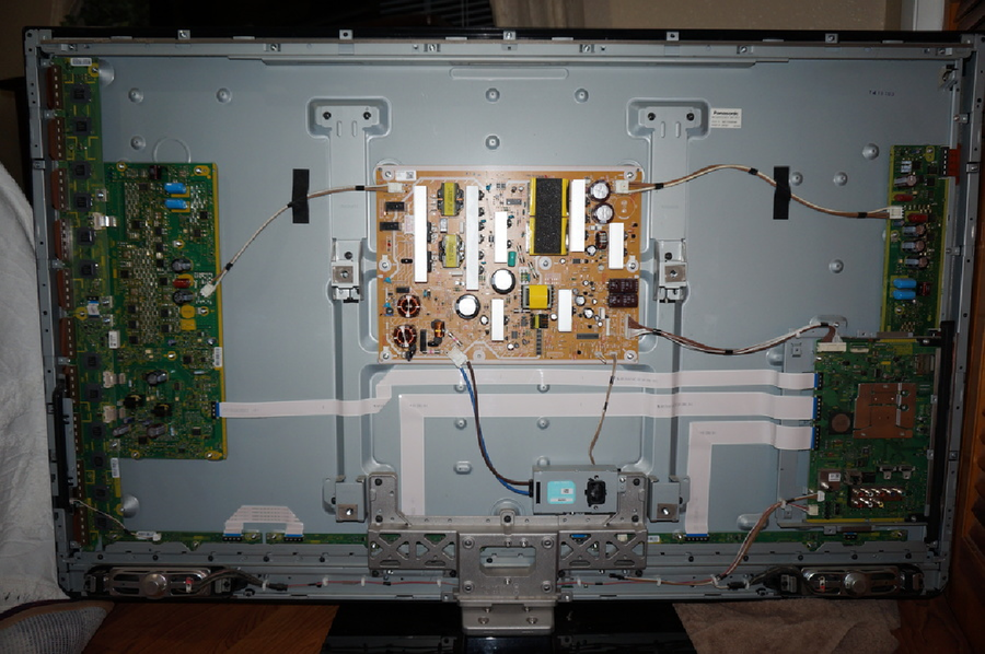 I Have A Panasonic 55-inch Viera (TC-P50S30) Plasma TV That